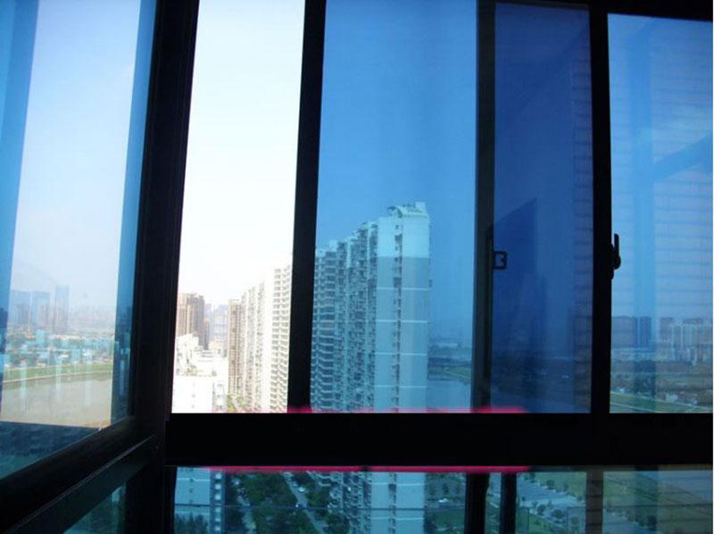 phim phản quang chống nắng