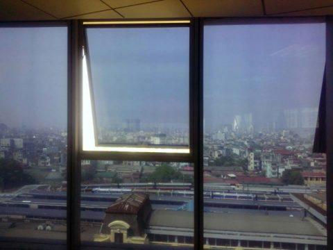 Loại phim dán kính cách nhiệt Mỹ được dùng phổ biến ở Việt Nam